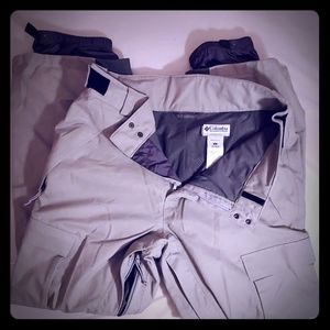 Columbia titanium ski pants